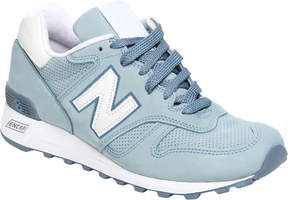 New Balance Men's Perforated Round-Toe Trainer