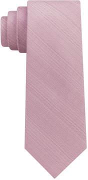 DKNY Men's Sleek Stripe Slim Tie