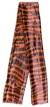 Louis Vuitton Tiger Disco Stole
