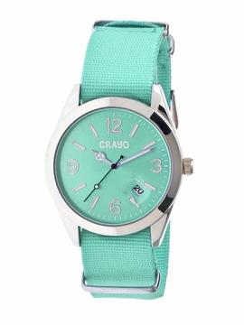 Crayo Sunrise Collection CR1706 Unisex Watch