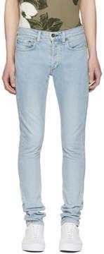 Rag & Bone Blue Fit 1 Jeans