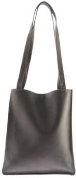 Women's Piel Leather Open Market Bag 9427