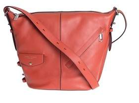 Marc Jacobs Women's Red Leather Shoulder Bag. - RED - STYLE