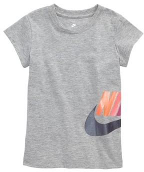Nike Toddler Girl's Futura Core Tee
