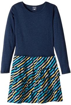 Toobydoo Little Oscar Ruffle Dress Girl's Dress