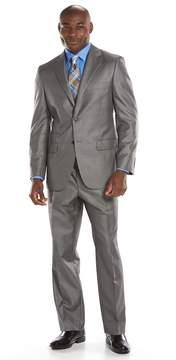 DAY Birger et Mikkelsen Men's Steve Harvey Classic-Fit Gray Plaid Suit Jacket - Men