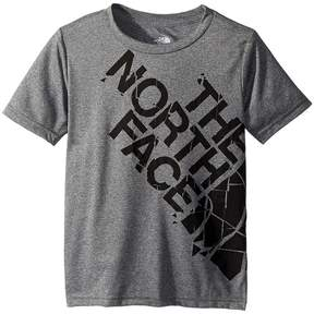 The North Face Kids Short Sleeve Reaxion 2.0 Tee Boy's T Shirt