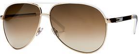 Safilo USA Gucci 1827 Aviator Sunglasses