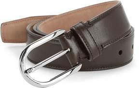 Bally Men's Greywall Leather Belt