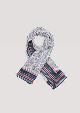 Armani Junior Girls Patterned Scarf