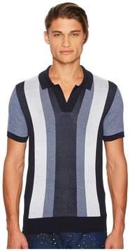 Orlebar Brown Horton Stripe Polo Men's Clothing