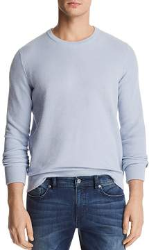 Bloomingdale's The Men's Store at Birdseye Cotton Sweater - 100% Exclusive