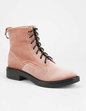 Dolce Vita Bardot Womens Combat Boots