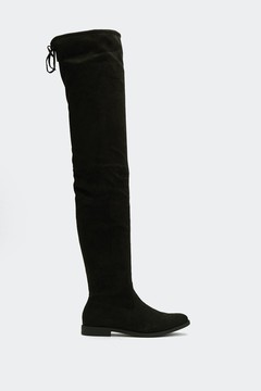 Nasty Gal nastygal Give It All You've Got Thigh-High Boot