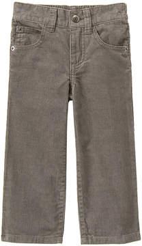 Gymboree Gray Corduroy Pants - Infant