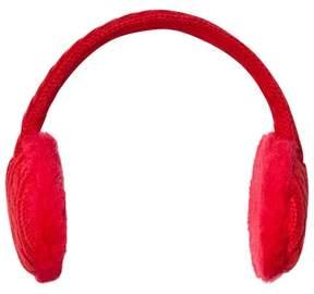Barts Red Monique Earmuffs