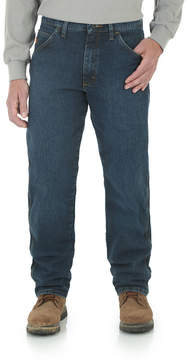Wrangler Fire-Resistant Advanced Comfort Relaxed-Fit Jeans