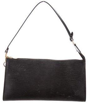 Louis Vuitton Epi Pochette Accessoires - BLACK - STYLE