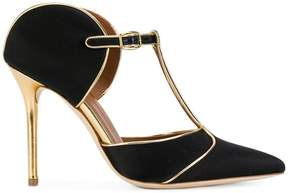 Malone Souliers pointed heeled mules