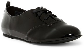 Restricted Ada Lace-Up Flat