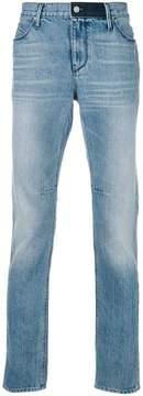 RtA slim-fit faded jeans