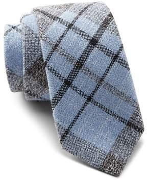 Original Penguin Woodford Plaid Tie