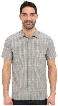 Royal Robbins Diablo Plaid Short Sleeve Shirt Men's Short Sleeve Button Up