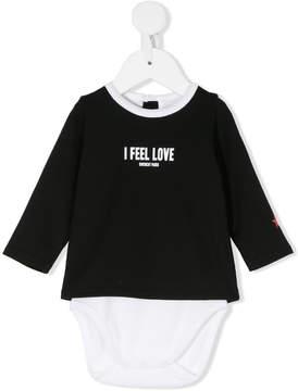 Givenchy Kids I Feel Love jumper