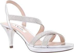 Nina Nizana Strappy Platform Sandal (Women's)