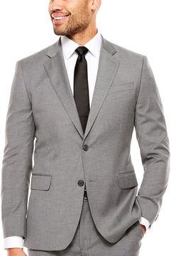 Jf J.Ferrar Pin Dot Slim Fit Stretch Suit Jacket