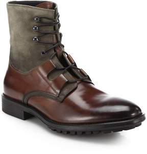 To Boot Men's Blake Mixed-Media Boots