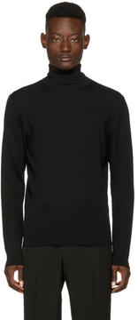 Lemaire Black Light Turtleneck
