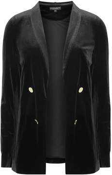 Dorothy Perkins **Tall Black Velvet Suit Jacket