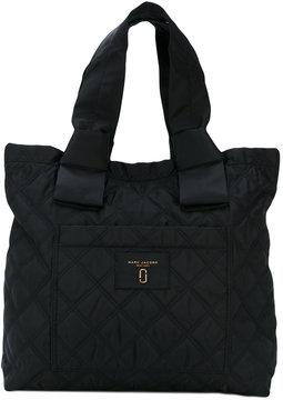 Marc Jacobs quilted shoulder bag - BLACK - STYLE