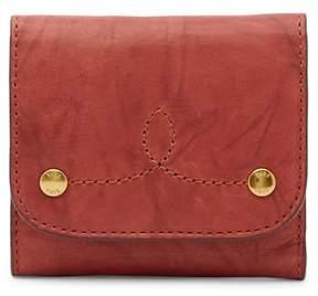 Frye Campus Rivet Medium Leather Wallet