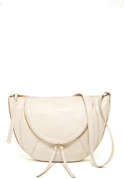 Kooba Carla Leather Shoulder Bag