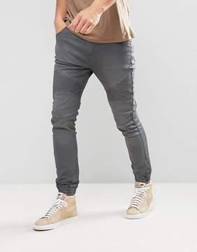 Loyalty And Faith Garrett Jogger Jeans in Gray