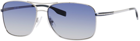 Safilo USA BOSS 0581 Polarized Rectangle Sunglasses