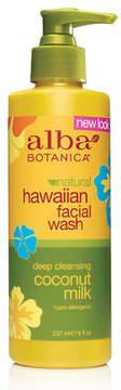 Coconut Milk Facial Wash by Alba Botanica (8oz Wash)