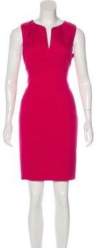 Agnona Textured Sheath Dress