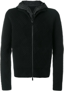 Emporio Armani double layered jacket