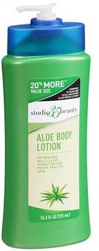Studio 35 Beauty Aloe Lotion