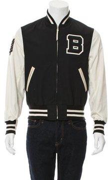 Billionaire Boys Club Commander Kelly Varsity Jacket