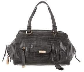Tod's Embossed Mini Handle Bag