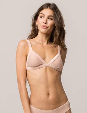 Billabong Tanlines Light Pink Bikini Top