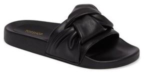 Topshop Women's Harmony Knot Slide Sandal