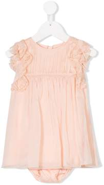 Chloé Kids pleated dress