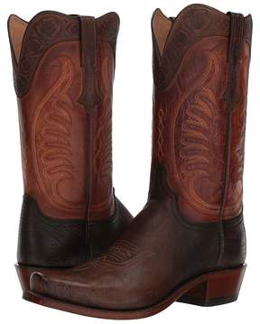 Lucchese Slater Cowboy Boots