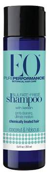 EO Sulfate-Free Shampoo for Chemically Treated Hair - Coconut & Hibiscus - 8.4 oz