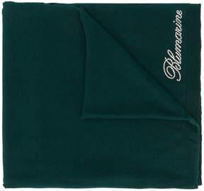 Blumarine logo scarf